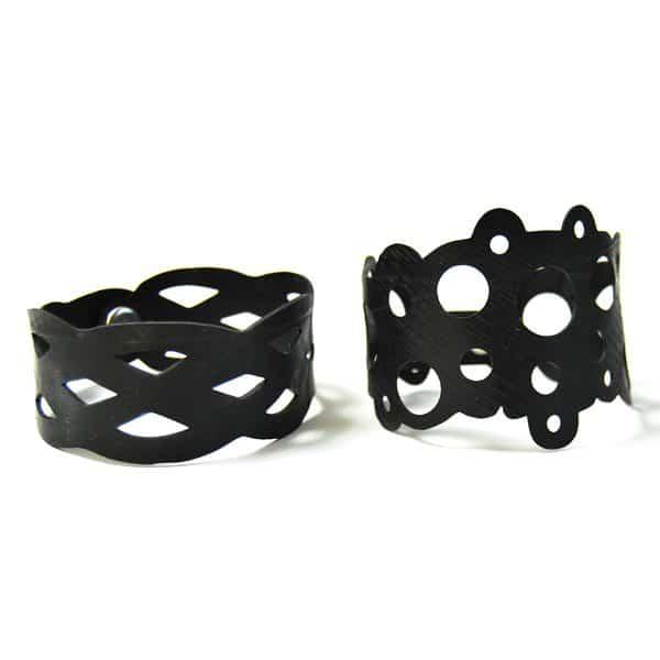 Recycled Inner Tube Bracelet