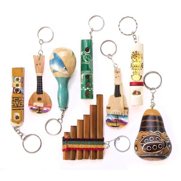 Instrument Keychain