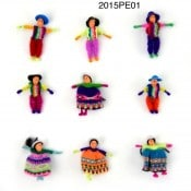 Individual Worry Doll