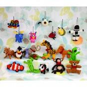 Yarn Buddy Ornament