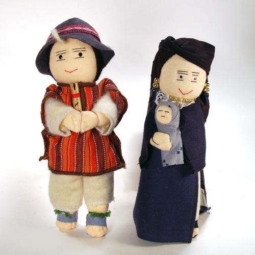 Ecuadorian Doll