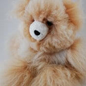 Alpaca Teddy Bear - M