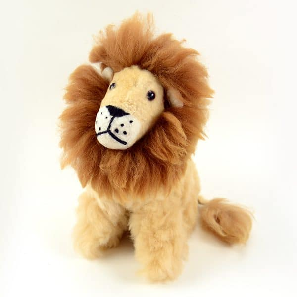 Alpaca Lion