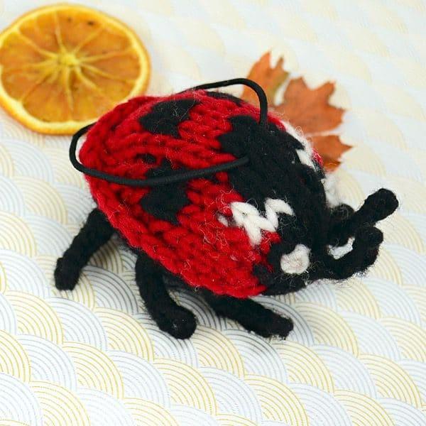 Catnip Yarn Toy