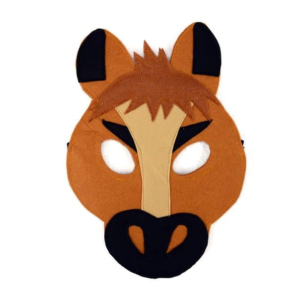 Felt Play Masks