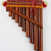Caña Pan Flute - M