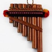 Caña Pan Flute - S