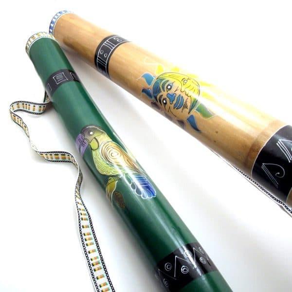 Ecuadorian Painted Rainstick - L