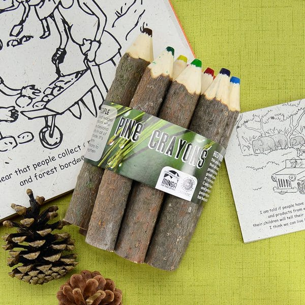 Pine Crayon Bundle (10)