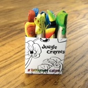 Boxed Balsa Crayon Bundle (8)