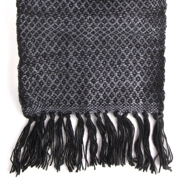Diamond Knit Scarf