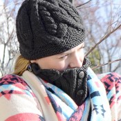 Heirloom Knit Cowl