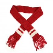 Kid's Red Baron Scarf