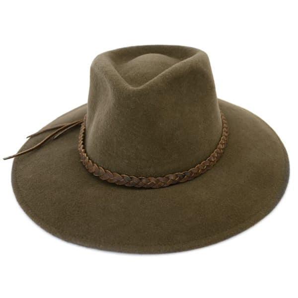 Wool Aussie Hat