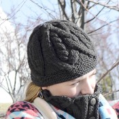 Heirloom Knit Hat