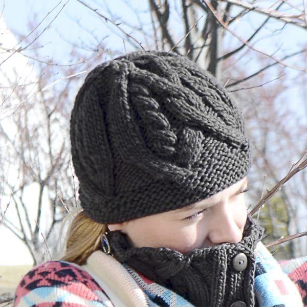 Heirloom Knit Hat