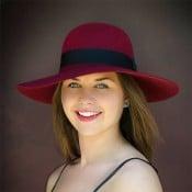 Wool Zoe Hat