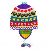 Kid's Mosaic Hat