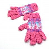 Kid's Alpaca Blend Gloves