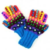 Kid's Mosaic Gloves