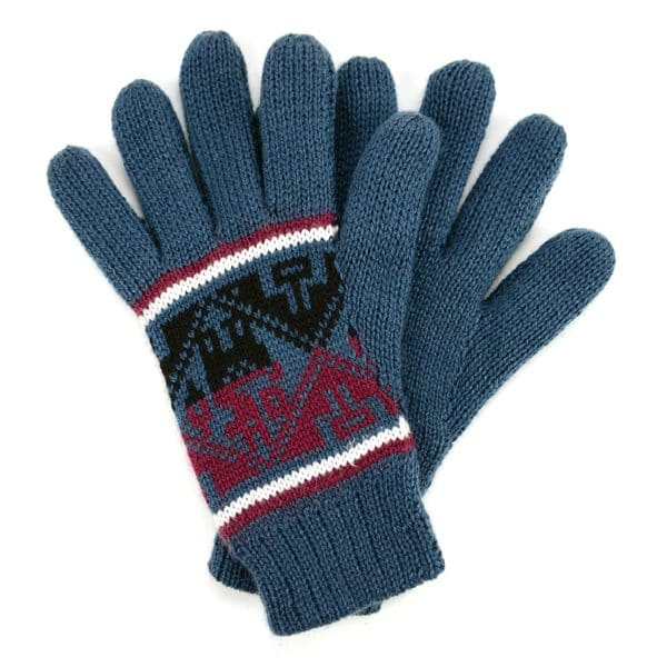 Alpaca Blend Reversible Gloves
