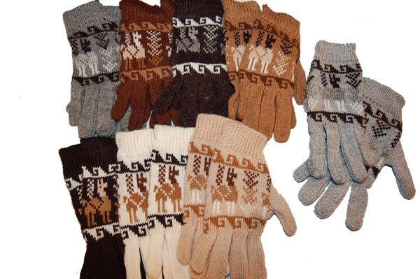 Alpaca Blend Gloves