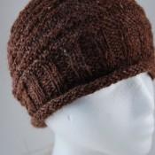 Rustic Alpaca Hat