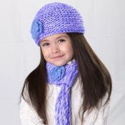 Kids Twisted Yarn Set