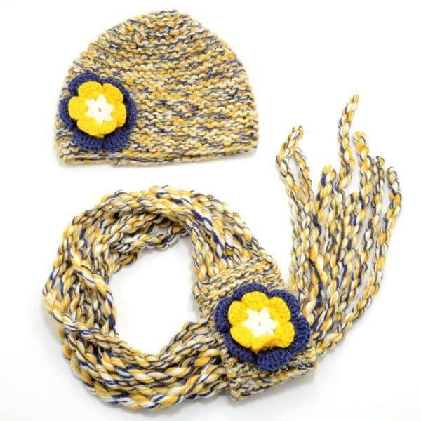 Kids Twisted Yarn Set