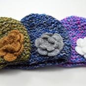 Kid's Twisted Yarn Hat