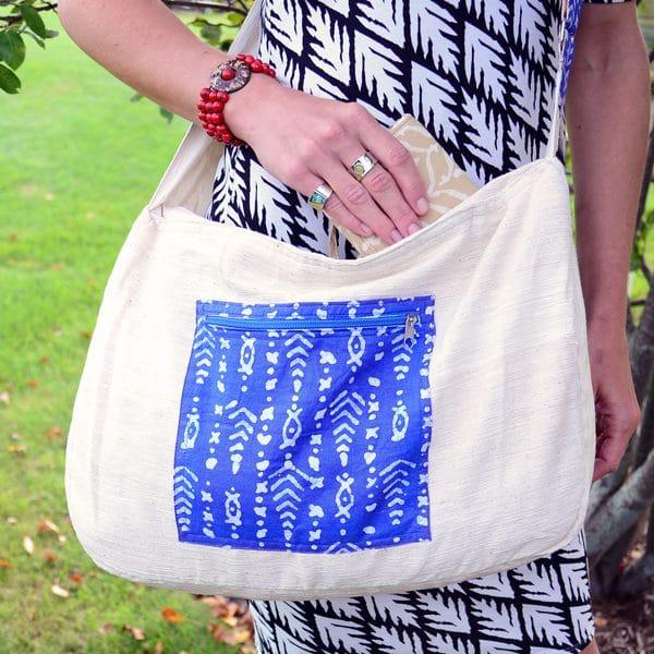 Khadi/ND Study Bag