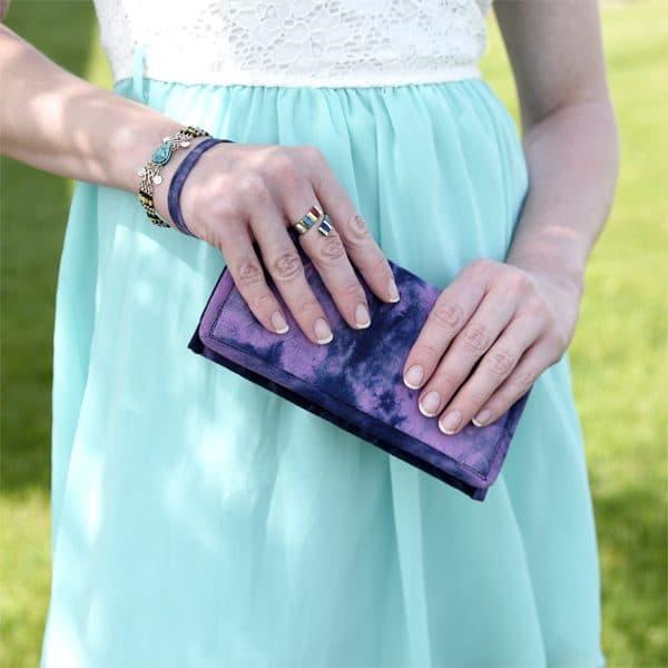 Cotton Wristlet