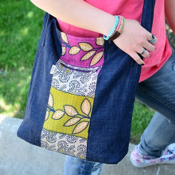 Fusion Crossbody Bag