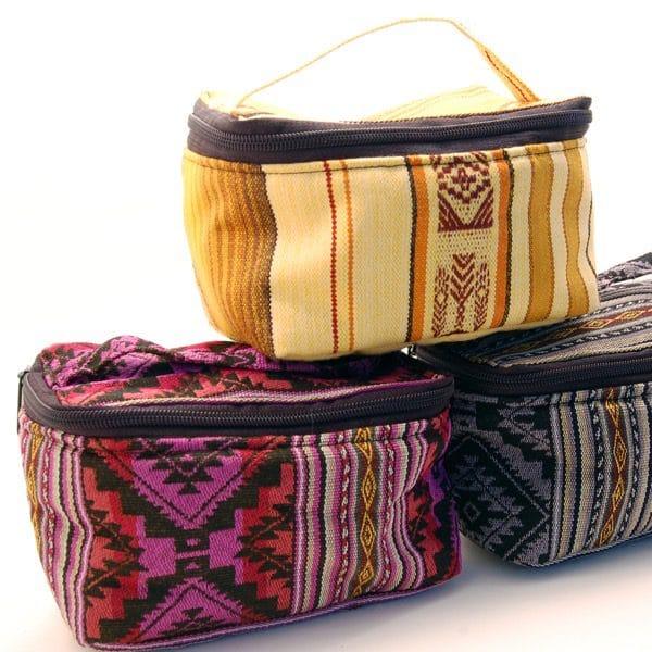Fabric Cosmetic Bag
