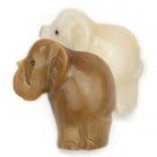 Elephant, Flat Slices (A)