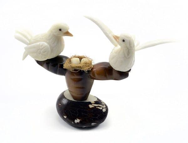 Birds, Perched (F)