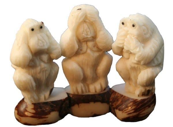Monkey Trio (D)