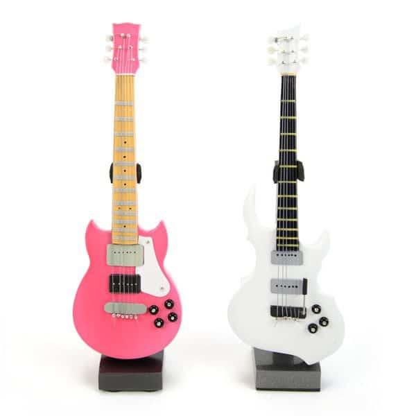 Carved Model Guitar