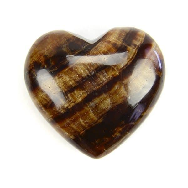 Caramel Onyx Heart