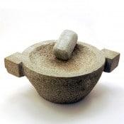 Mortar & Pestle Size 4