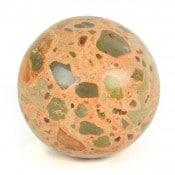 Leopardite Sphere (lb.)