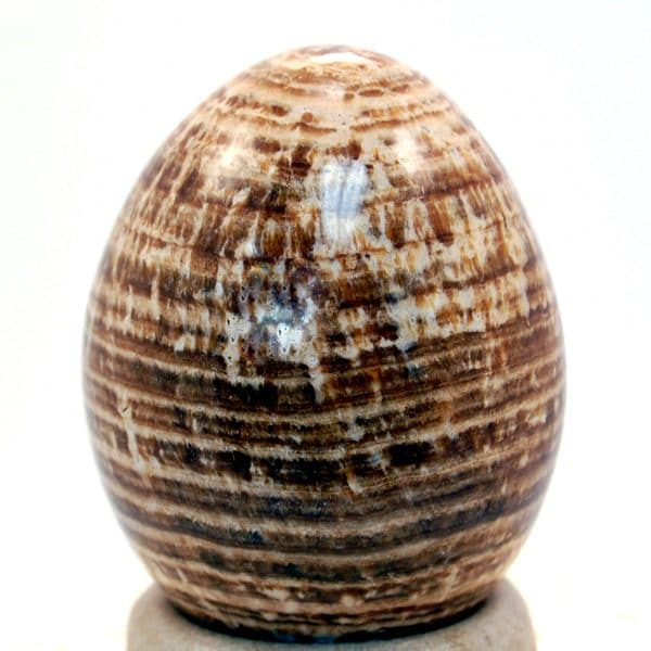 Aragonite Egg