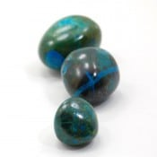 Tumbled Chrysocolla (lb.)
