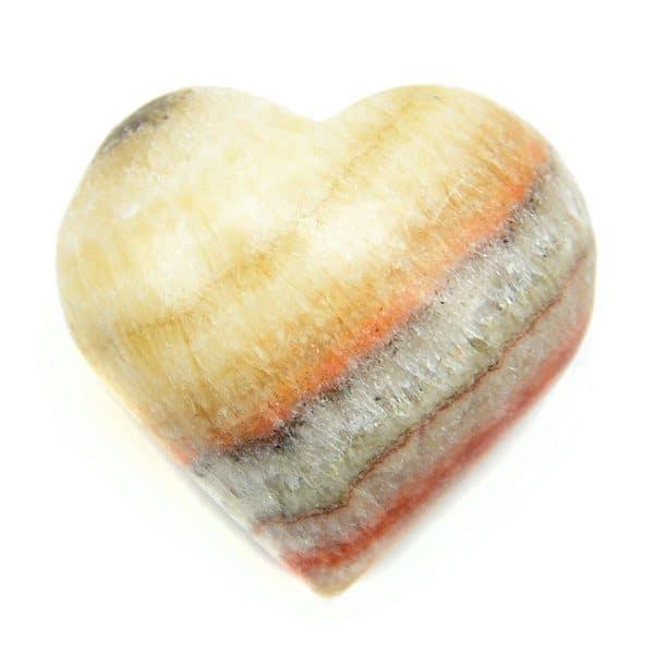 Cave Aragonite Heart