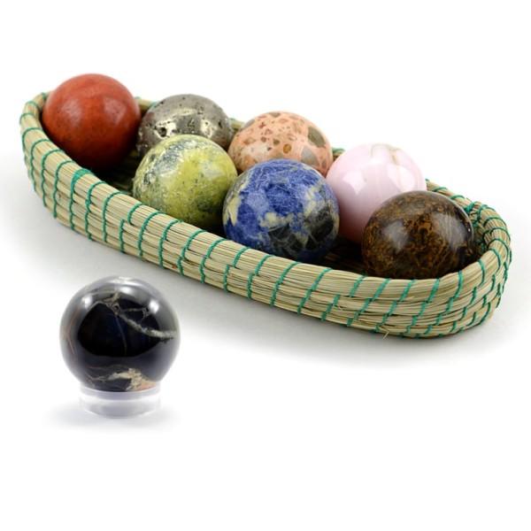 Sphere Deluxe Set (8 Sphere Variety)