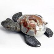 Marble/Onyx Turtles 4cm