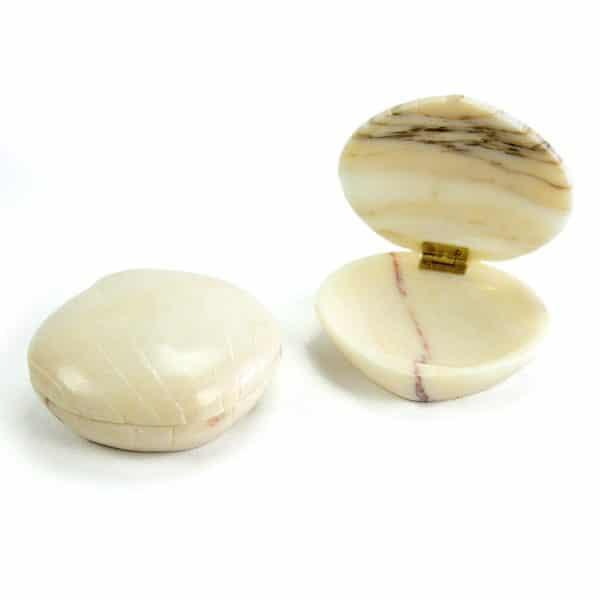 Clamshell Treasure Box