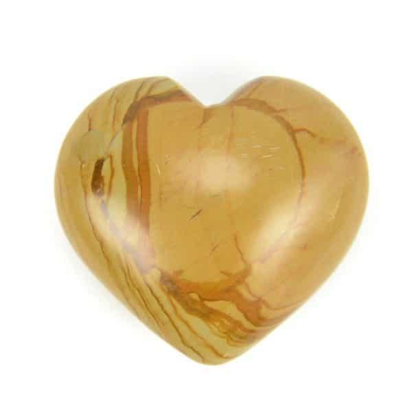 Limonite Heart