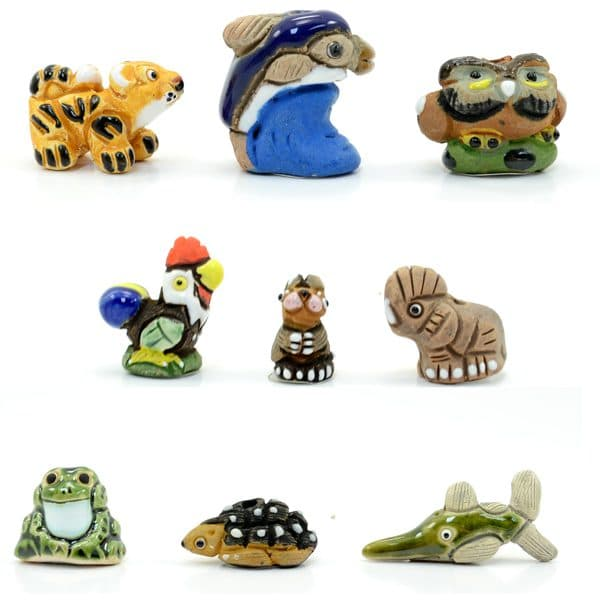 Ceramic Micro Critters