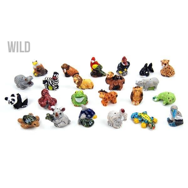 Ceramic Mini Critters
